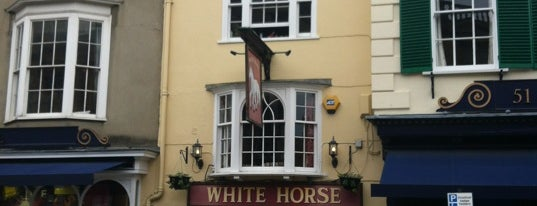 The White Horse is one of Favorite Pubs in Oxford.