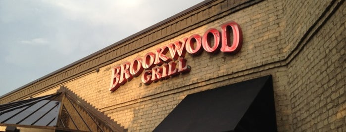 Brookwood Grill is one of Dining Tips at Restaurant.com Atlanta Restaurants.