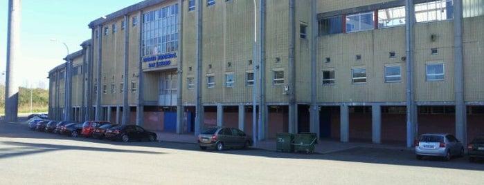 Estadio Multiusos de San Lázaro is one of Campos de fútbol.