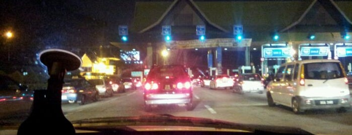 Plaza Tol Batu Tiga is one of Highway & Common Road.