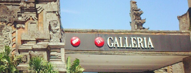 Mal Bali Galeria is one of My Place List.