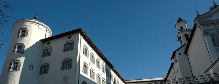 Museo degli Usi e Costumi della Gente Trentina is one of Cultura nei dintorni....