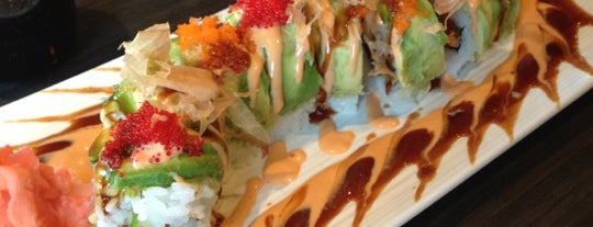 Oyama Sushi is one of Burnaby Eats.