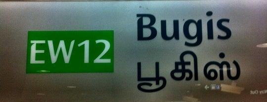 Bugis MRT Interchange (EW12/DT14) is one of Transport SG.