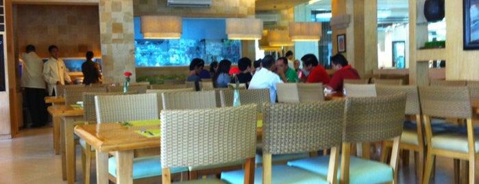 Café Laguna is one of FOODS ♥.