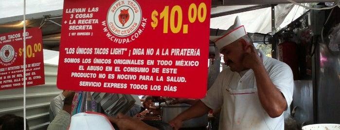 Los Chupacabras is one of Algunos lugares....