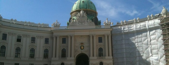 Sisi Museum is one of StorefrontSticker #4sqCities: Vienna.