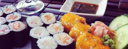 China Stix & Sushi is one of Must-visit Food in Istanbul.