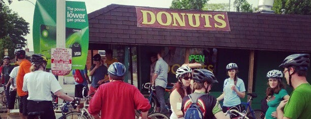 St. Louis Hills Donut Shop is one of Best places so far in St Louis.