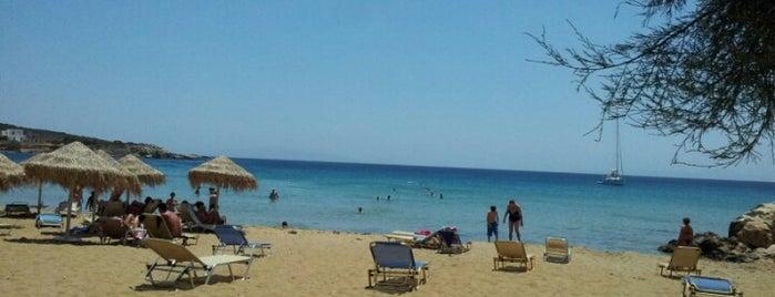 Farangas Beach is one of Paros Top.