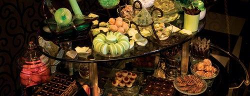 L'Atelier de Joël Robuchon is one of Las Vegas Dining.
