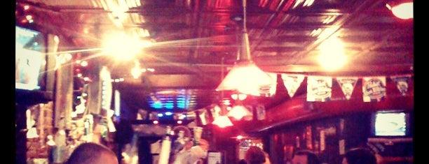 Boss Tweed's Saloon is one of NYC Trivia Nights.