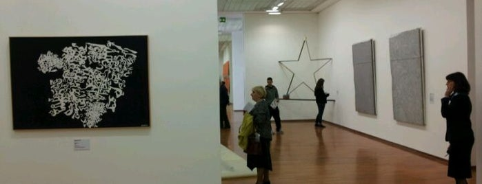 GAM - Galleria Civica d'Arte Moderna e Contemporanea is one of ZeroGuide • Torino.