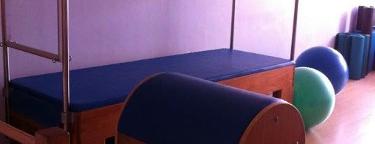 Centro de Pilates Barbara Moreira is one of pra conhecer.