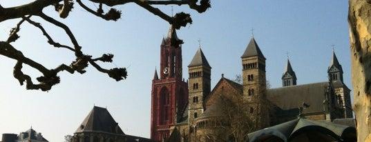 Vrijthof is one of Maastricht Favorites.