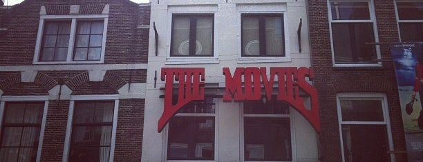 The Movies is one of My favorites in Amsterdam.