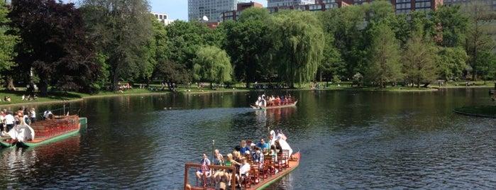 Boston Public Garden is one of Boston 2013.