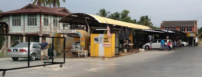 Pusat Cuci Kereta Automatik is one of Explorer @ Kuala Kangsar.