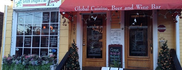 Bilbo Baggins Global Restaurant is one of 2012-02-08.
