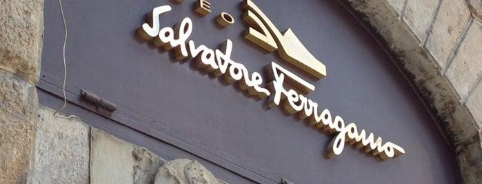 Museo Salvatore Ferragamo is one of Museen.