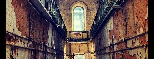 Eastern State Penitentiary is one of Alyssa's Philly Life.