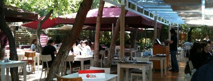 Time Café & Restaurant is one of Ziyaret listem.