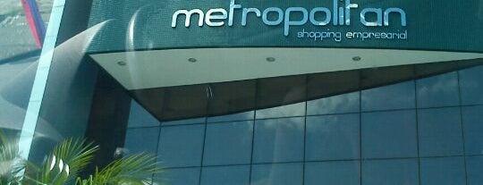 Metropolitan Shopping Empresarial is one of Guide to João Pessoa's best spots.