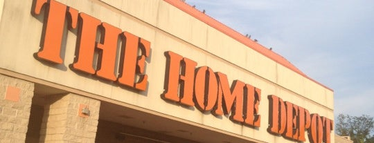The Home Depot is one of My Places.