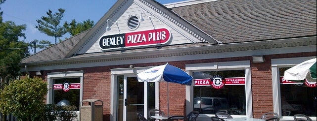 Bexley Pizza Plus is one of Columbus Pizza.