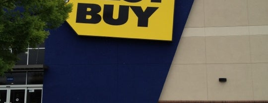 Best Buy is one of My Places.