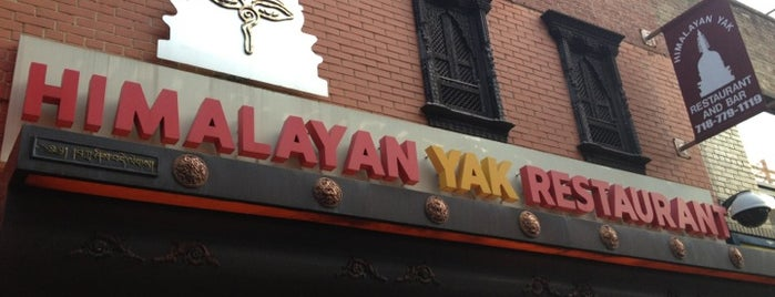 Himalayan Yak is one of NYC on my way.