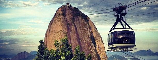 Morro da Urca is one of Rio De Janeiro.