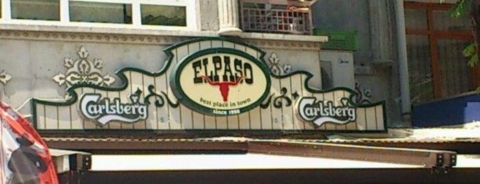 El Paso is one of in Ankara....