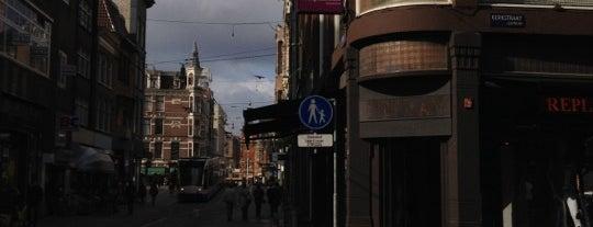 Leidsestraat is one of Must-visit Great Outdoors in Amsterdam.