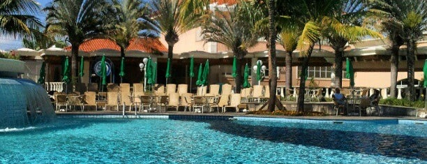 Royal Palm Plaza Resort is one of Hotéis.