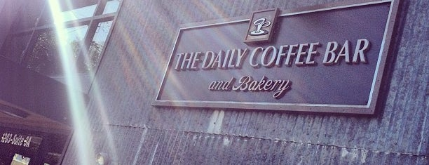 The Daily Coffee Bar & Bakery is one of The Best of the Gallatin Valley.