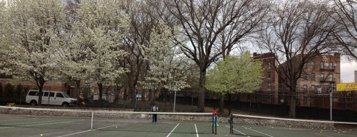 Lincoln Terrace Tennis Center is one of NYC - Brooklyn Places.
