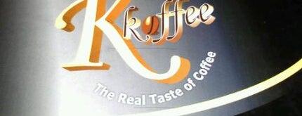 Uncle 'K' Kopitiam is one of Makan @ KL #1.