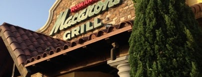 Romano's Macaroni Grill is one of LUGARES VISITADOS.