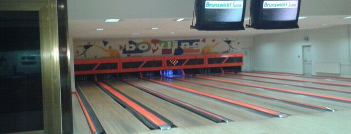 EDOK Bowling Salonu is one of Ankara.
