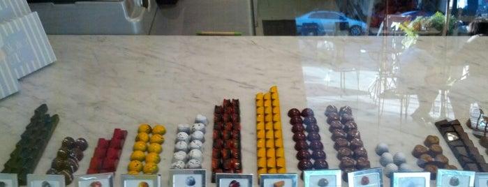 Chocolatier Blue Patisserie is one of East Bay.