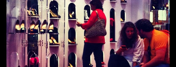 Christian Louboutin is one of Nyc.