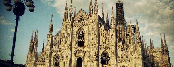 Milan Cathedral is one of Best places in Milan.