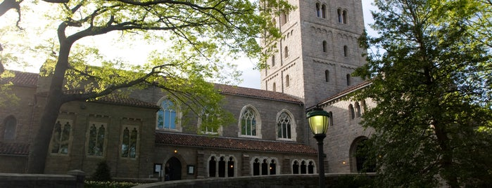The Cloisters is one of places/events.