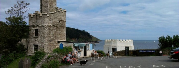 Dartmouth Castle is one of Devon.