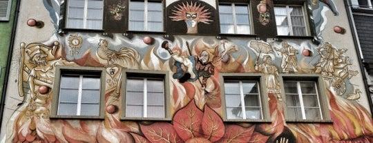 Restaurant Fritschi is one of Zurich.