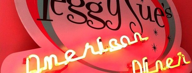 Peggy Sue's is one of #GdM Barcelona.