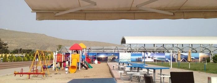 Ramada çimərliyi is one of Absheron Beaches.