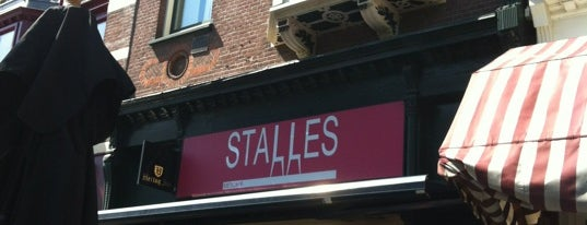 Café Stalles is one of Must-visit Bars in Rotterdam.