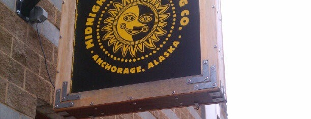 Midnight Sun Brewing Company is one of Beer / RateBeer's Top 100 Brewers [2015].